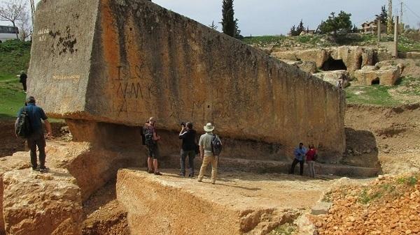 megalito di Baalbek