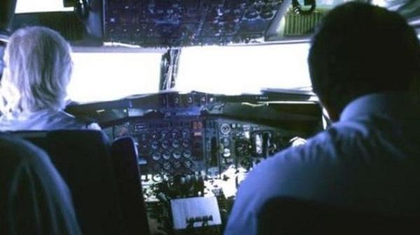 piloti e Avvistamento UFO in irlanda