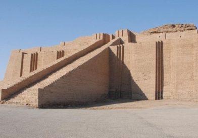 Lo Ziggurat di Ur, un antico tempio che onora gli Anunnaki
