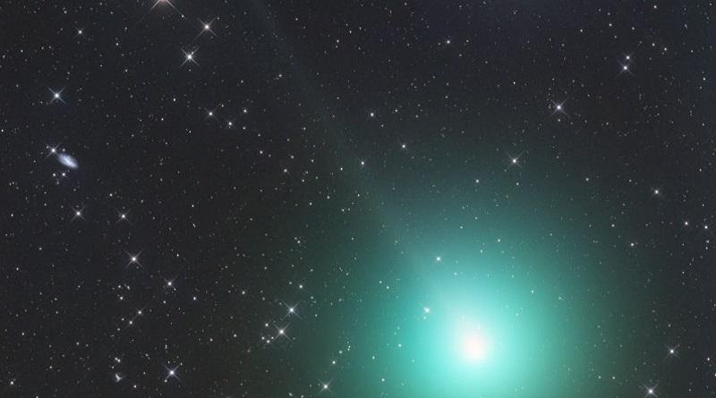 La cometa 46P/Wirtanen si dirige verso la Terra e arriverà prima di Natale
