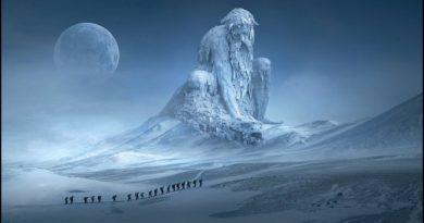 Strana struttura simile a un castello emerge in Antartide – Prova di un'antica civiltà avanzata?