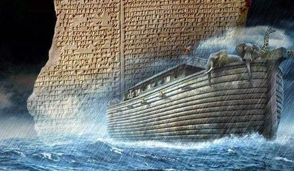 Diluvio universale le tavolette sumere