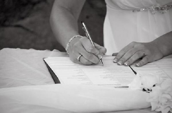 il matrimonio è un contratto