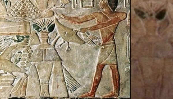 Ferro dal cielo dell' antico Egitto 2
