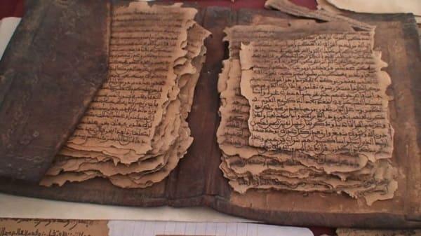 manoscritto poteri soprannaturali