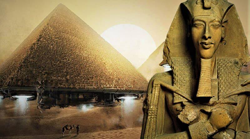 Alieni nell'antico Egitto: i segreti della civiltà del Nilo
