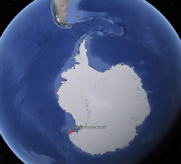 Google Earth screen-shot