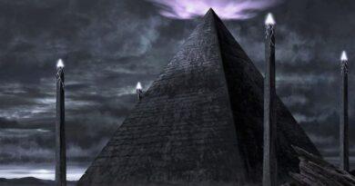 Storia proibita? Quarta piramide nera a Giza in un Libro del 1700