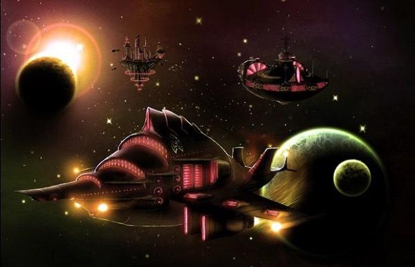 astronave aliena Enoch