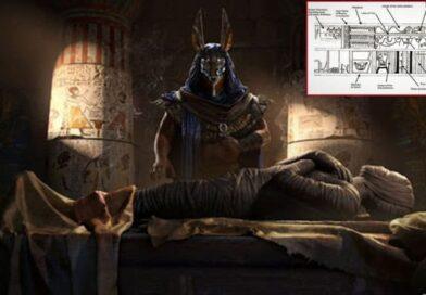 Scoperta antica guida di 4000 anni per la via degli inferi egizi