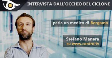 Intervista al dott. Stefano Manera in prima linea all'ospedale di Bergamo
