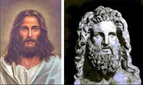 Zeus e Gesù Cristo 2