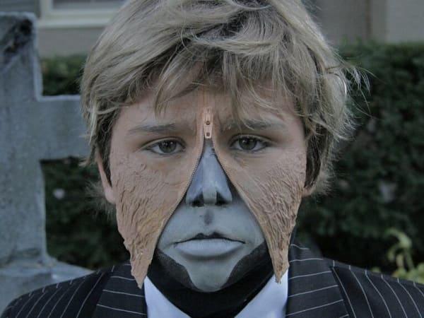 James Kune alieni in forma umana